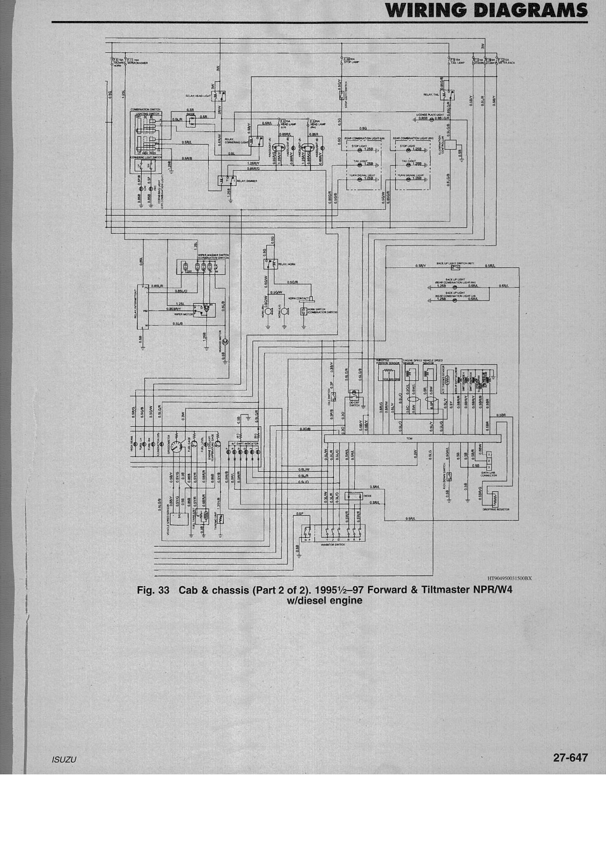 Diagram 2003 Isuzu Npr Wiring Diagram Full Version Hd Quality Wiring Diagram Hwolfewiring Varosrl It