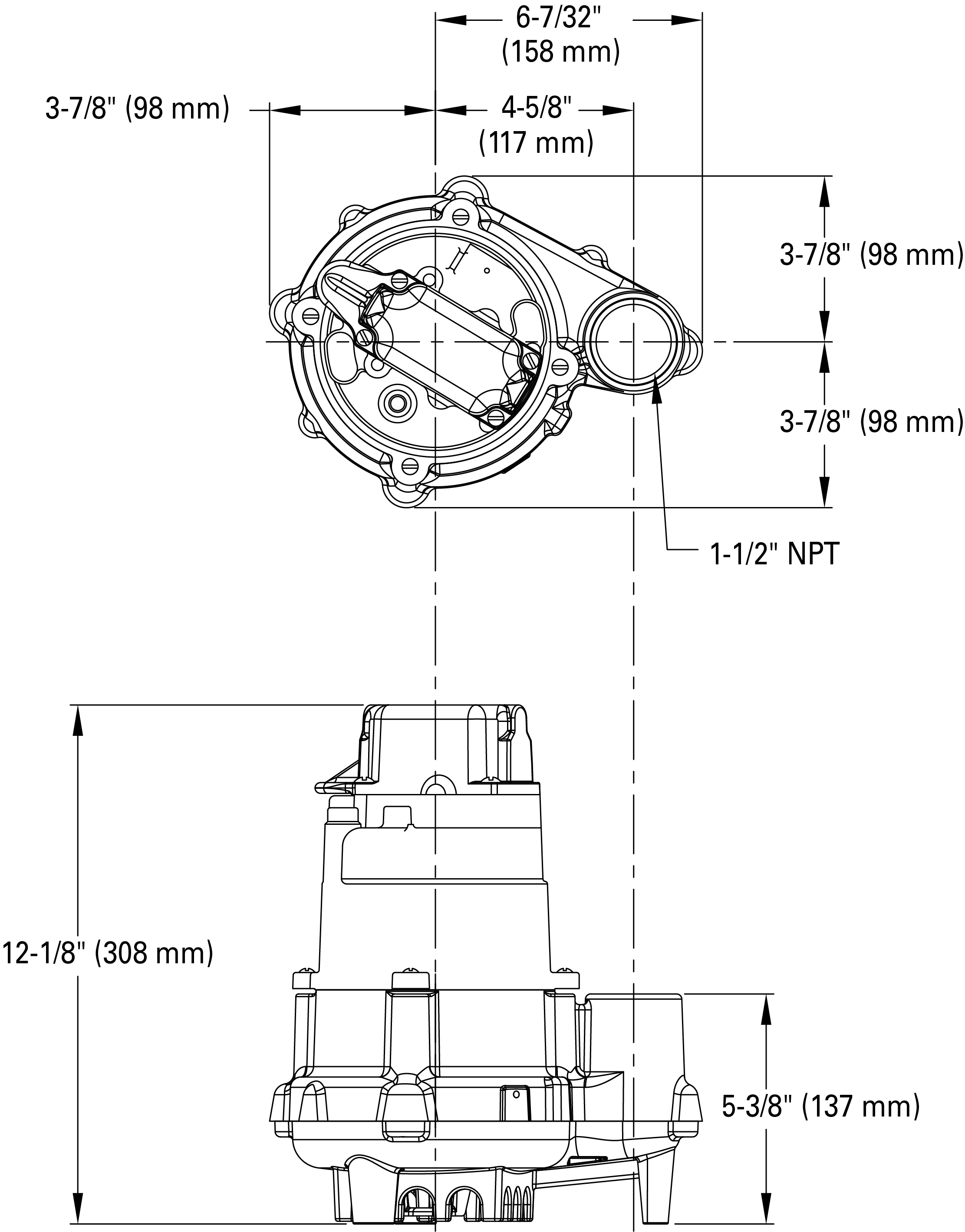 Oil Guard® Systems | Zoeller Pump Company - Well Pump Control Box Wiring Diagram
