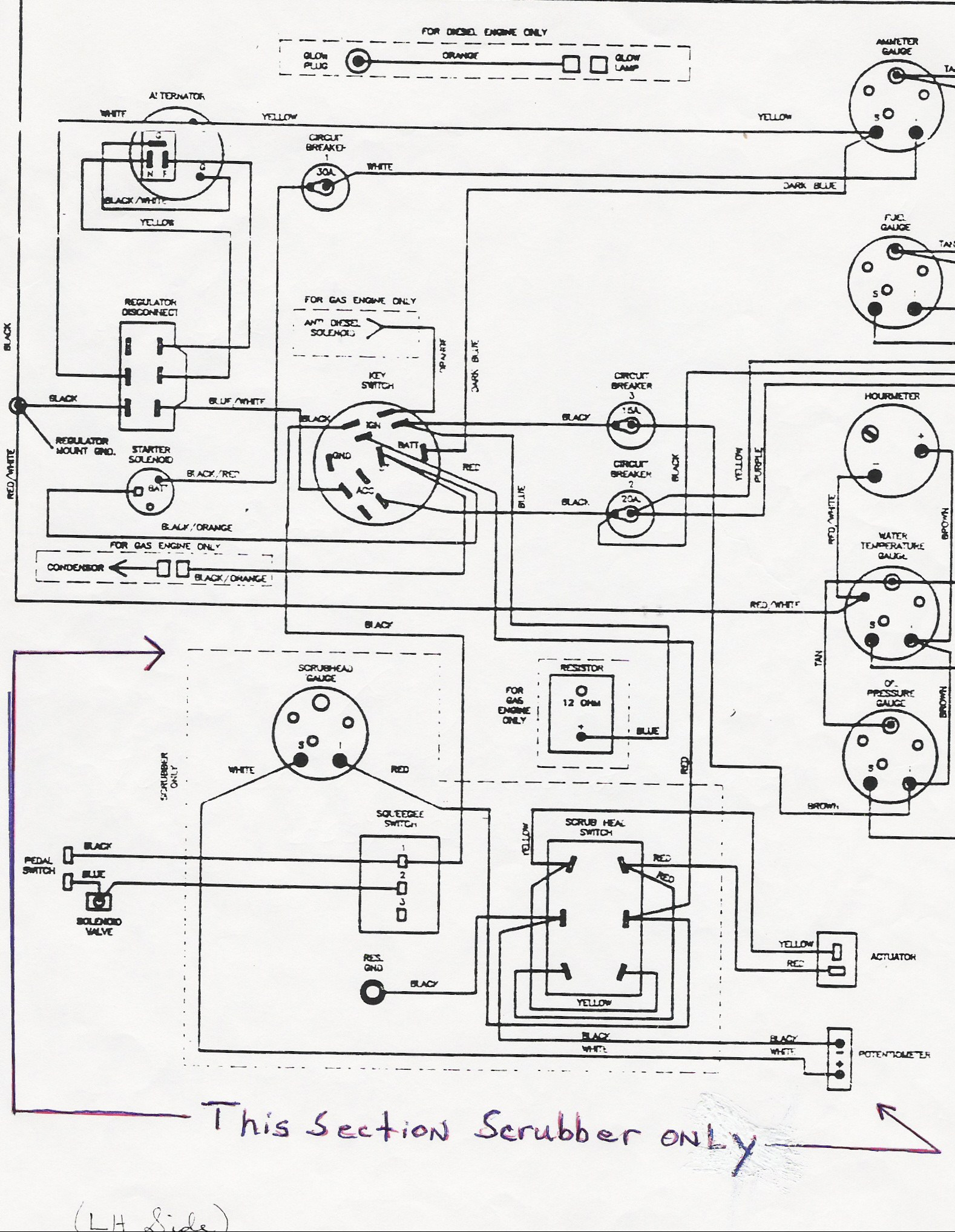 Onan Generator Wiring Diagram 611 1267 - Wiring Diagram Description - Generator Wiring Diagram