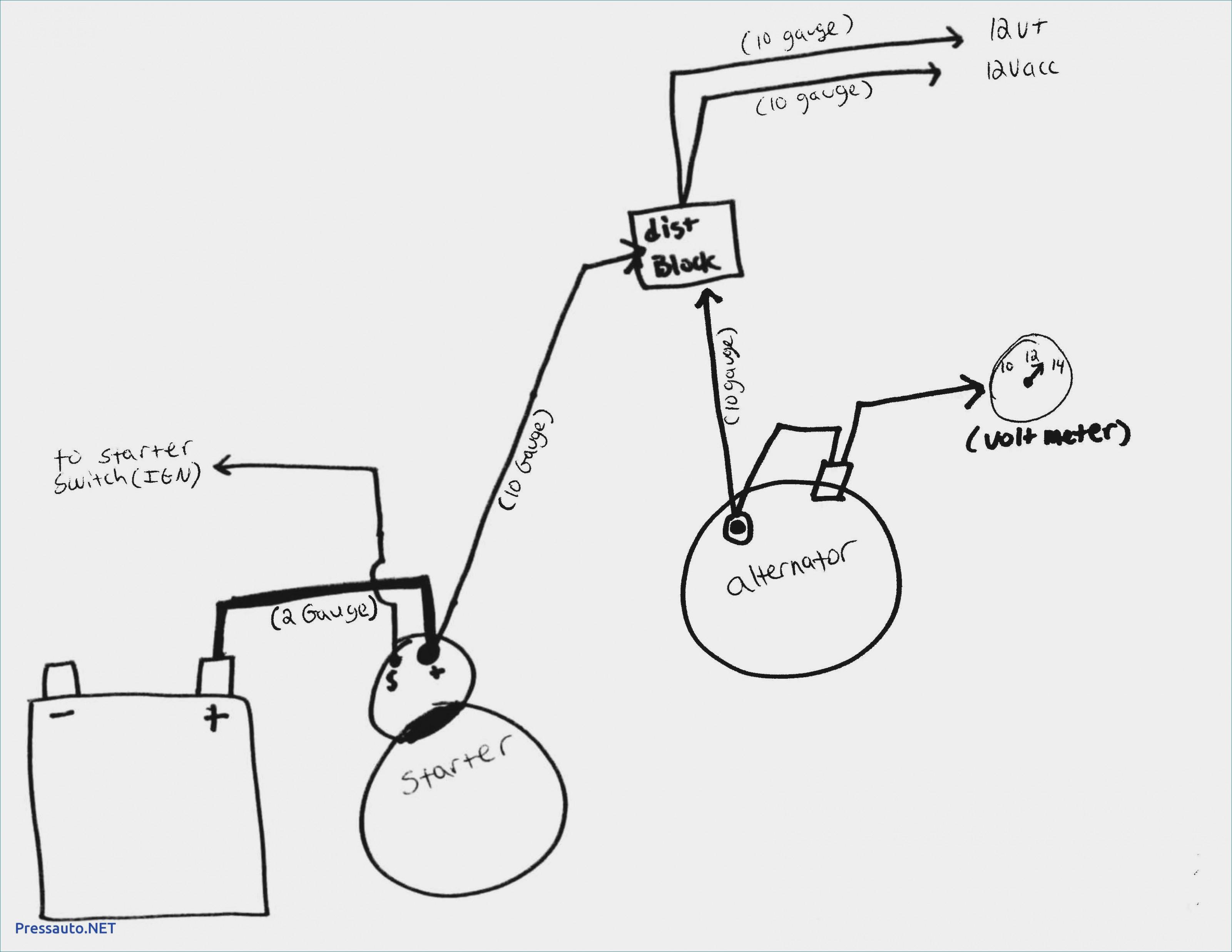 One Wire Diagram   Wiring Diagram - Gm Alternator Wiring Diagram