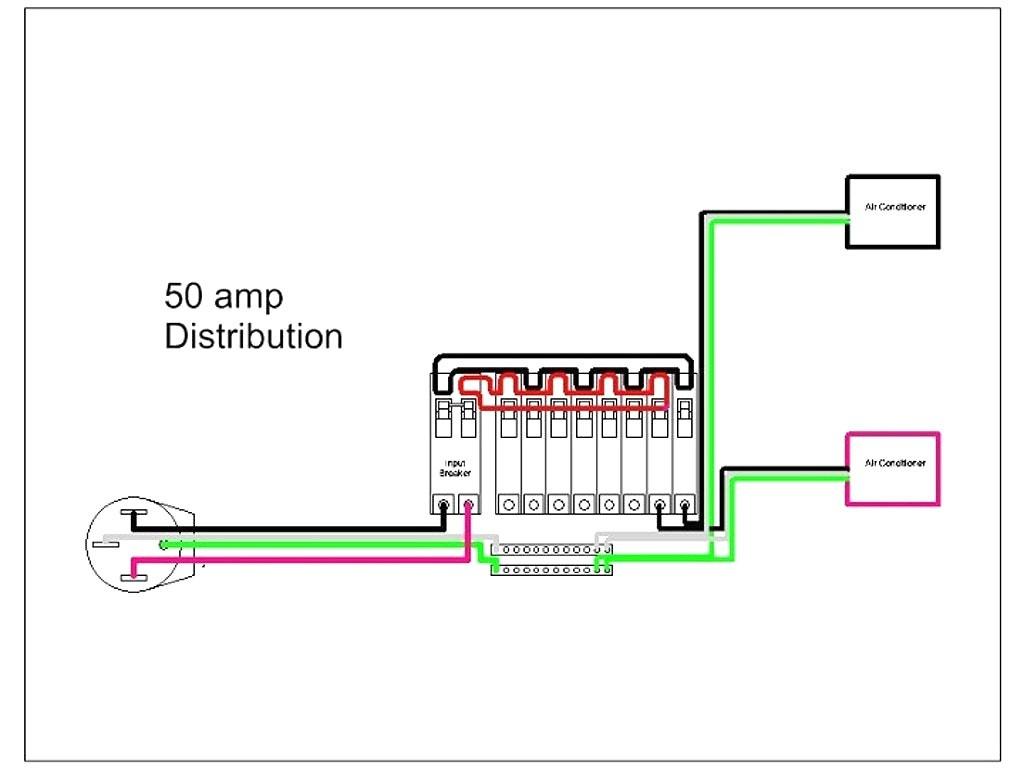 Or 50 Amp Rv Plug Wiring Diagram | Philteg.in - 50 Amp Rv Wiring Diagram
