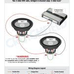 Parallel Dual Voice Coil Wire Diagram   Wiring Diagram Name   Dual Voice Coil Wiring Diagram