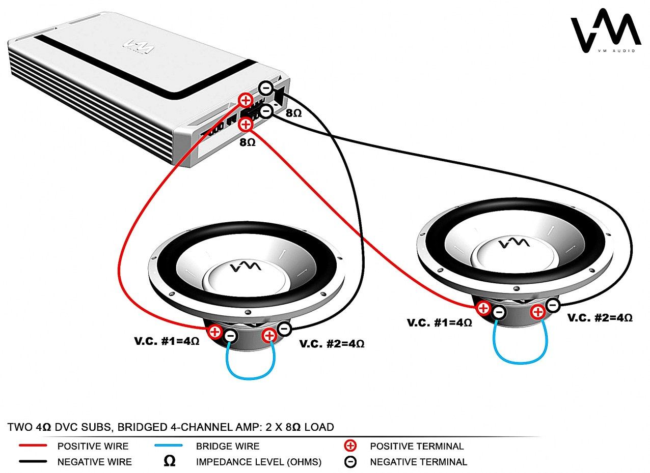 Dual Voice Coil Wiring Diagram