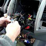 Part 2 Toyota Tacoma Radio Dash Kit And Wiring Installation   Youtube   Toyota Tacoma Stereo Wiring Diagram