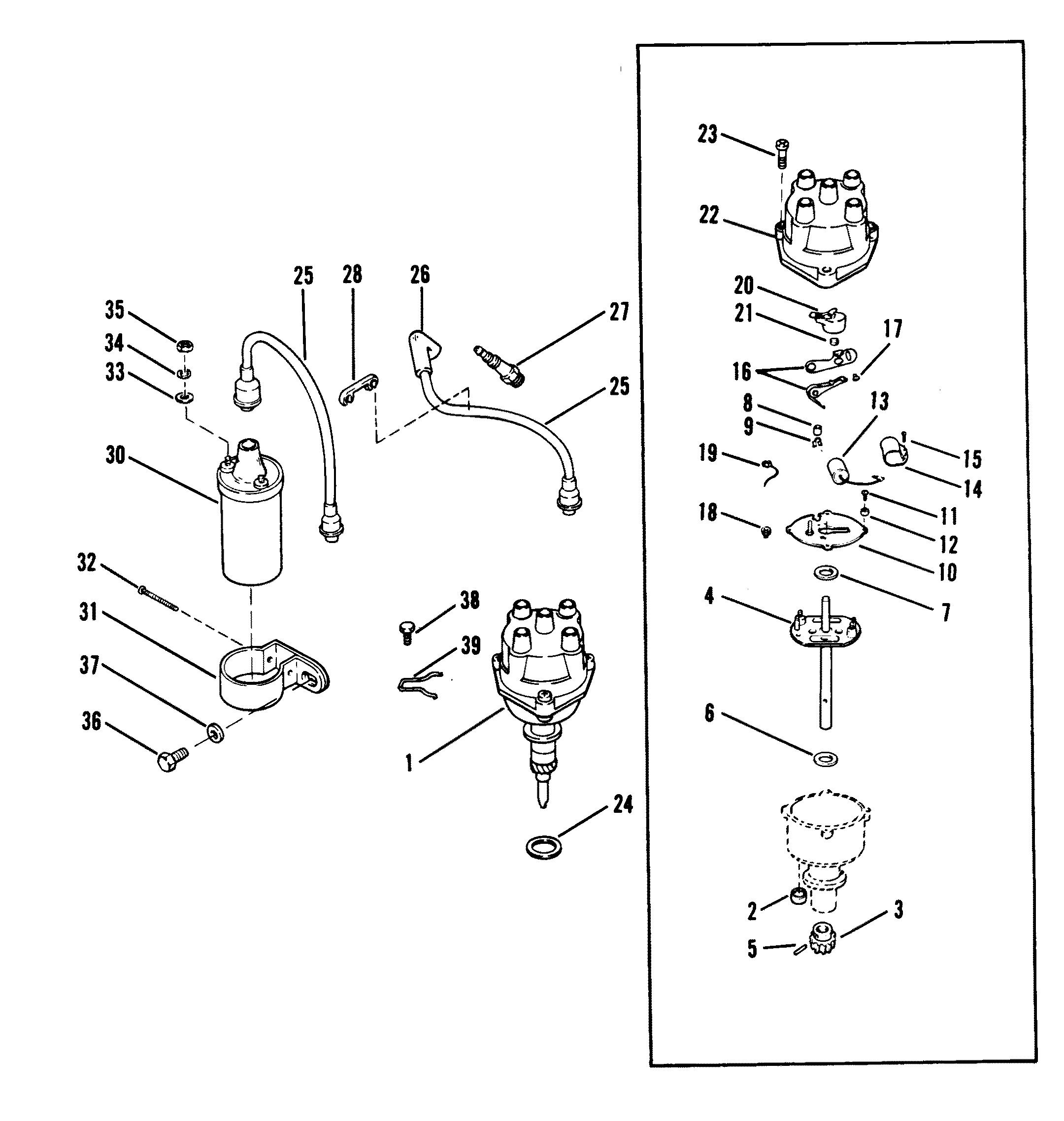 Pdf-8538] Mercruiser 1975 165 Starter Repair   2019 Ebook Library - Mercruiser 3.0 Wiring Diagram