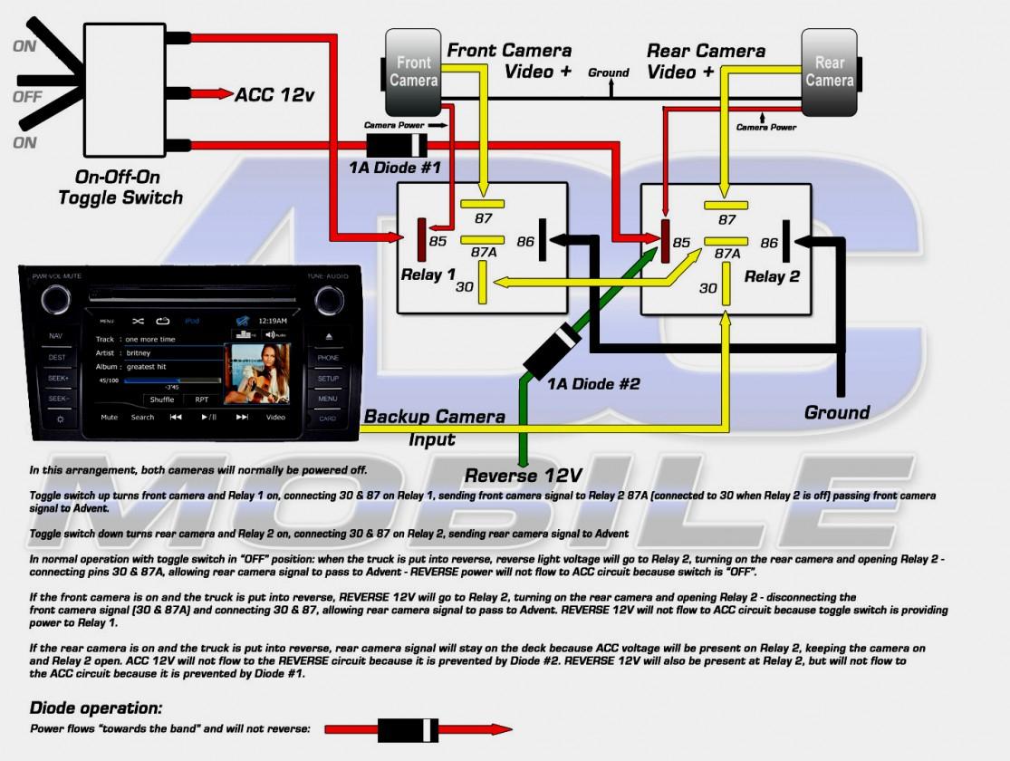 Peak Backup Camera Wiring Diagram | Wiring Diagram - Peak Backup Camera Wiring Diagram