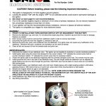 Pertronix Ignitor 1244A User Manual | 4 Pages   Pertronix Ignitor Wiring Diagram