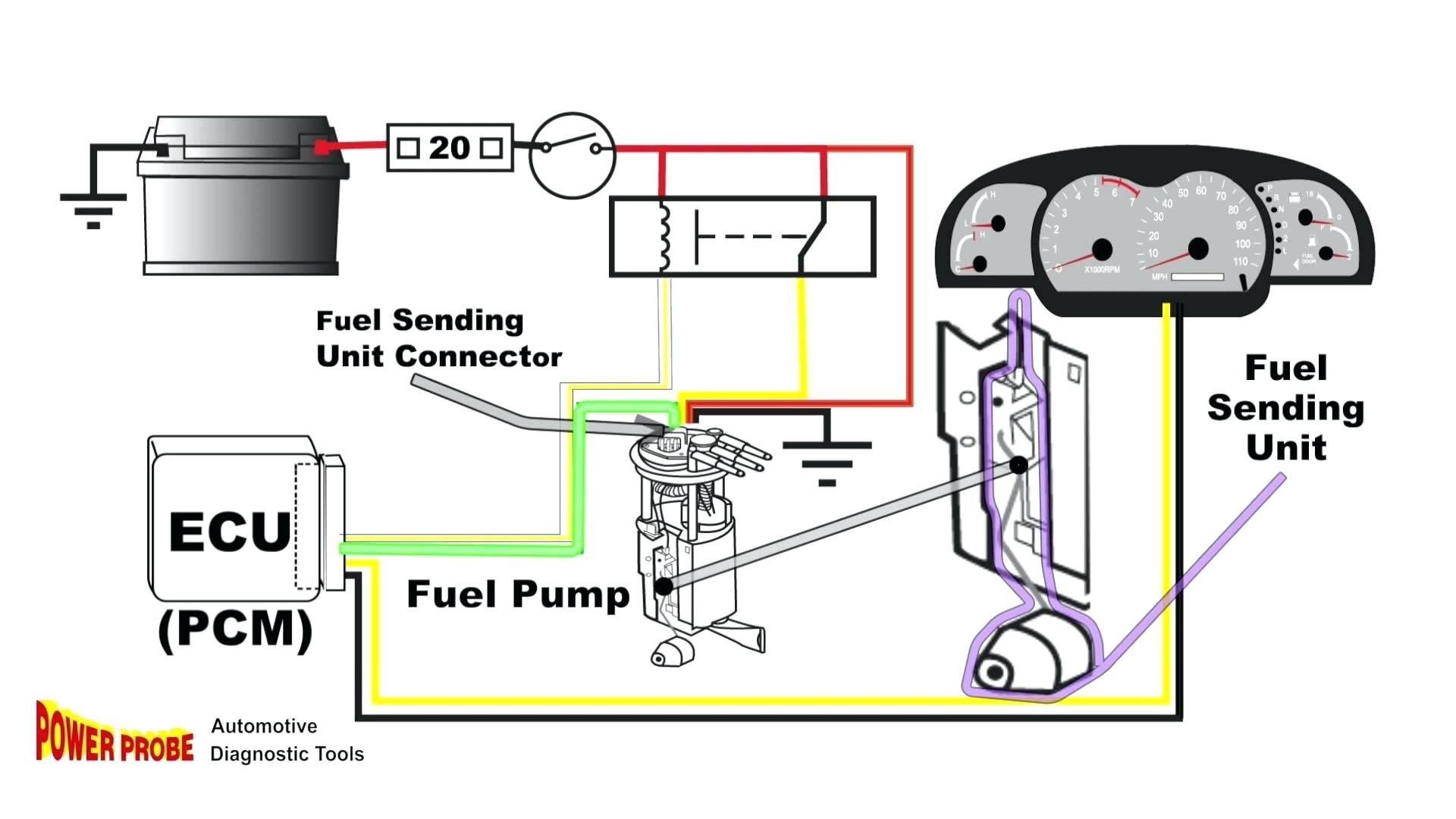 Peterbilt Fuel Gauge Wiring Diagram | Wiring Diagram - Gm Fuel Sending Unit Wiring Diagram