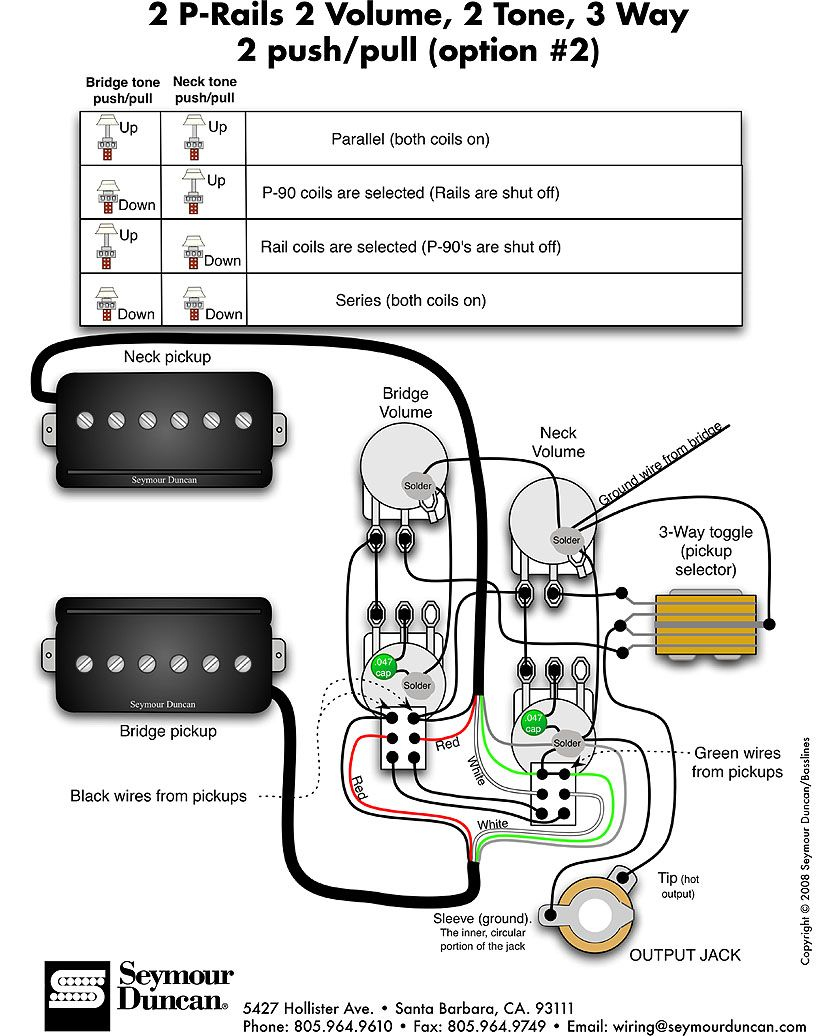 Pinayaco 011 On Auto Manual Parts Wiring Diagram | Guitar - Humbucker Wiring Diagram