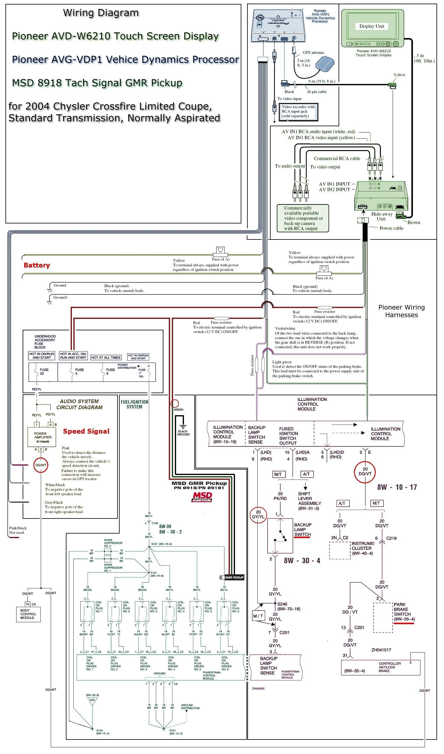 Pioneer Avh 280Bt Wiring Diagram | Wiring Diagram - Pioneer Avh-280Bt Wiring Diagram