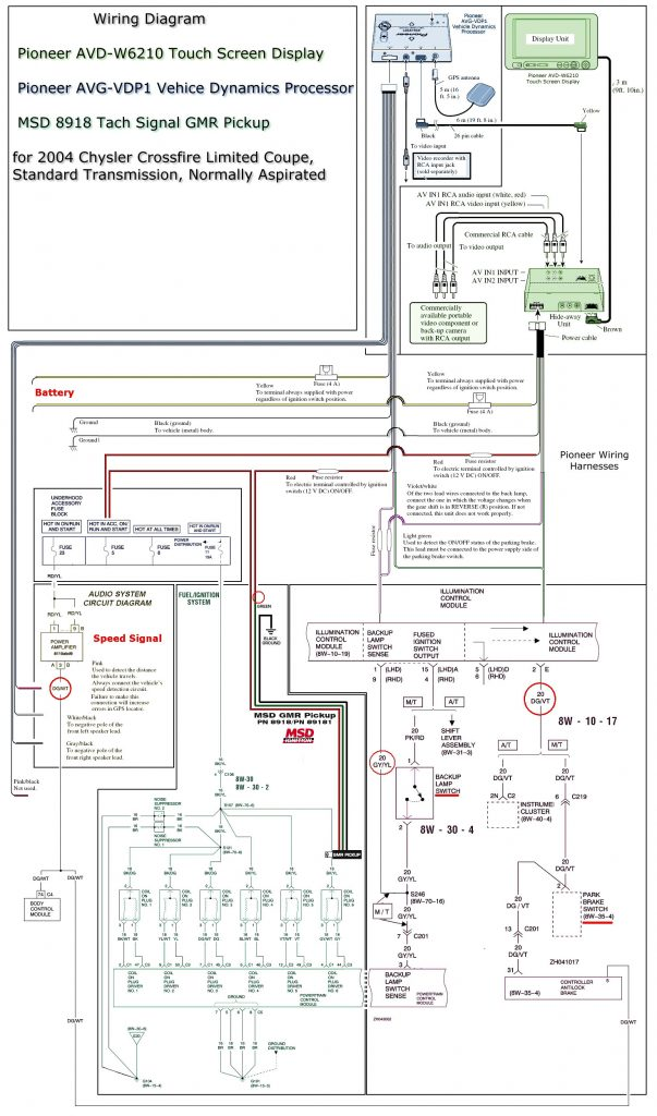 Diagram  Pioneer Avh 270bt Wiring Diagram Colors Full