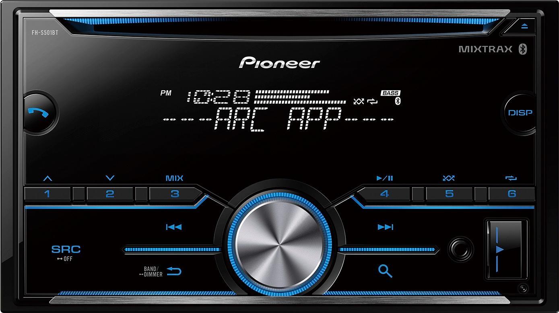 Pioneer Bluetooth - In-Dash Cd Receiver Black Fh-S501Bt - Best Buy - Pioneer Fh-S501Bt Wiring Diagram
