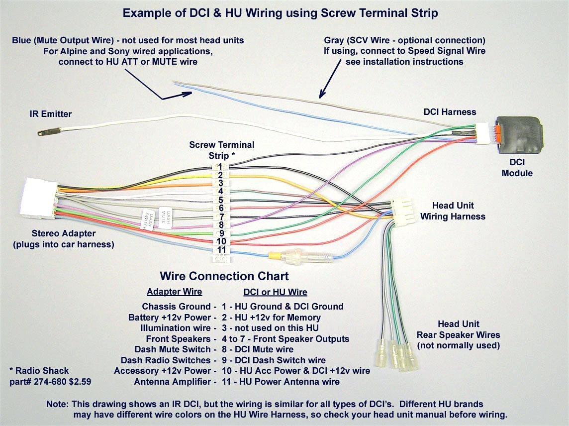 Pioneer Car Speaker Diagrams - Wiring Diagrams Hubs - Kenwood Wiring Harness Diagram