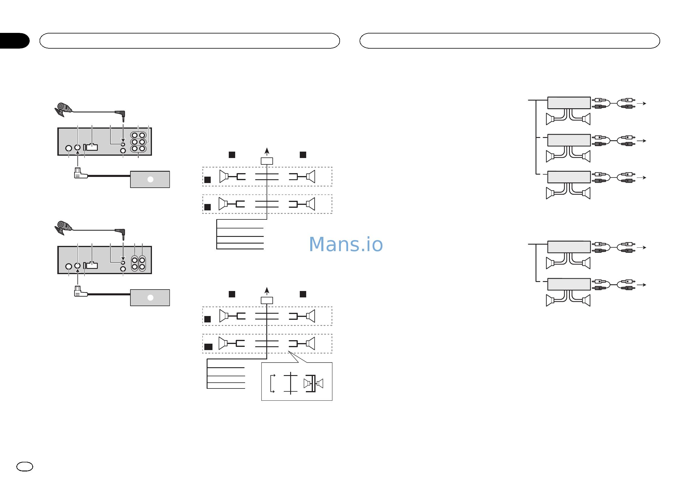 Pioneer Deh-X6600Bt Owners Manual - Pioneer Deh-X6700Bt Wiring Diagram