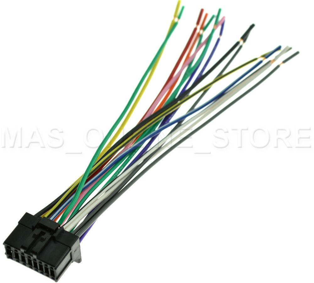 Pioneer Wiring Harness | Wiring Diagram - Pioneer Wiring Diagram