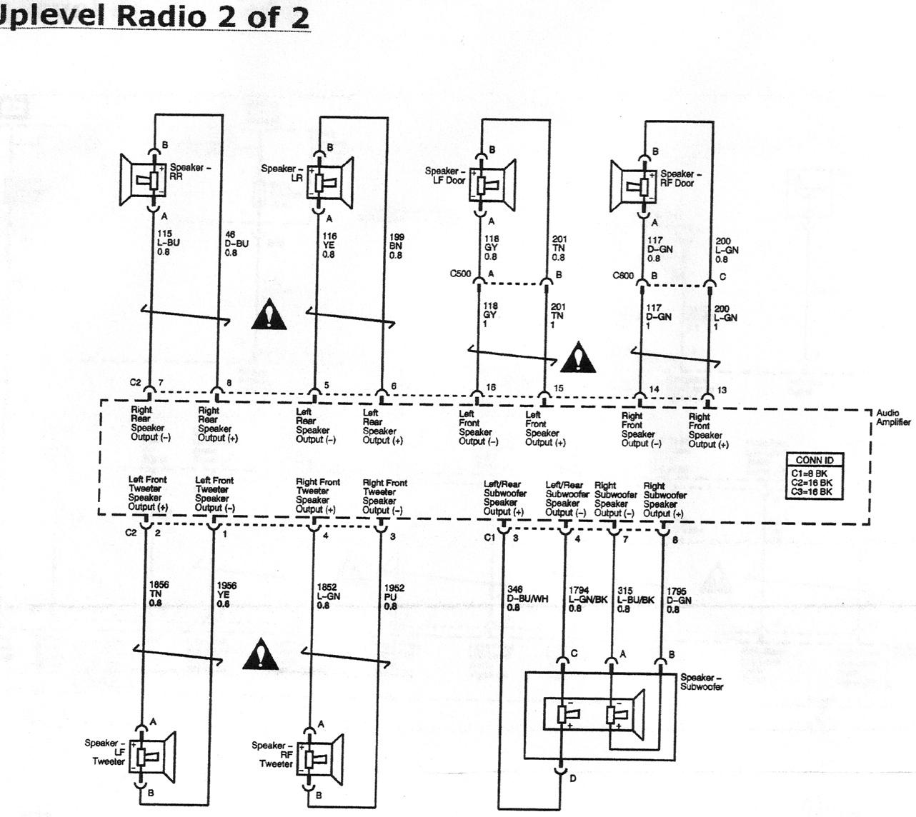Pontiac Monsoon Amp Wiring Diagram | Wiring Diagram - Vw Monsoon Amp Wiring Diagram