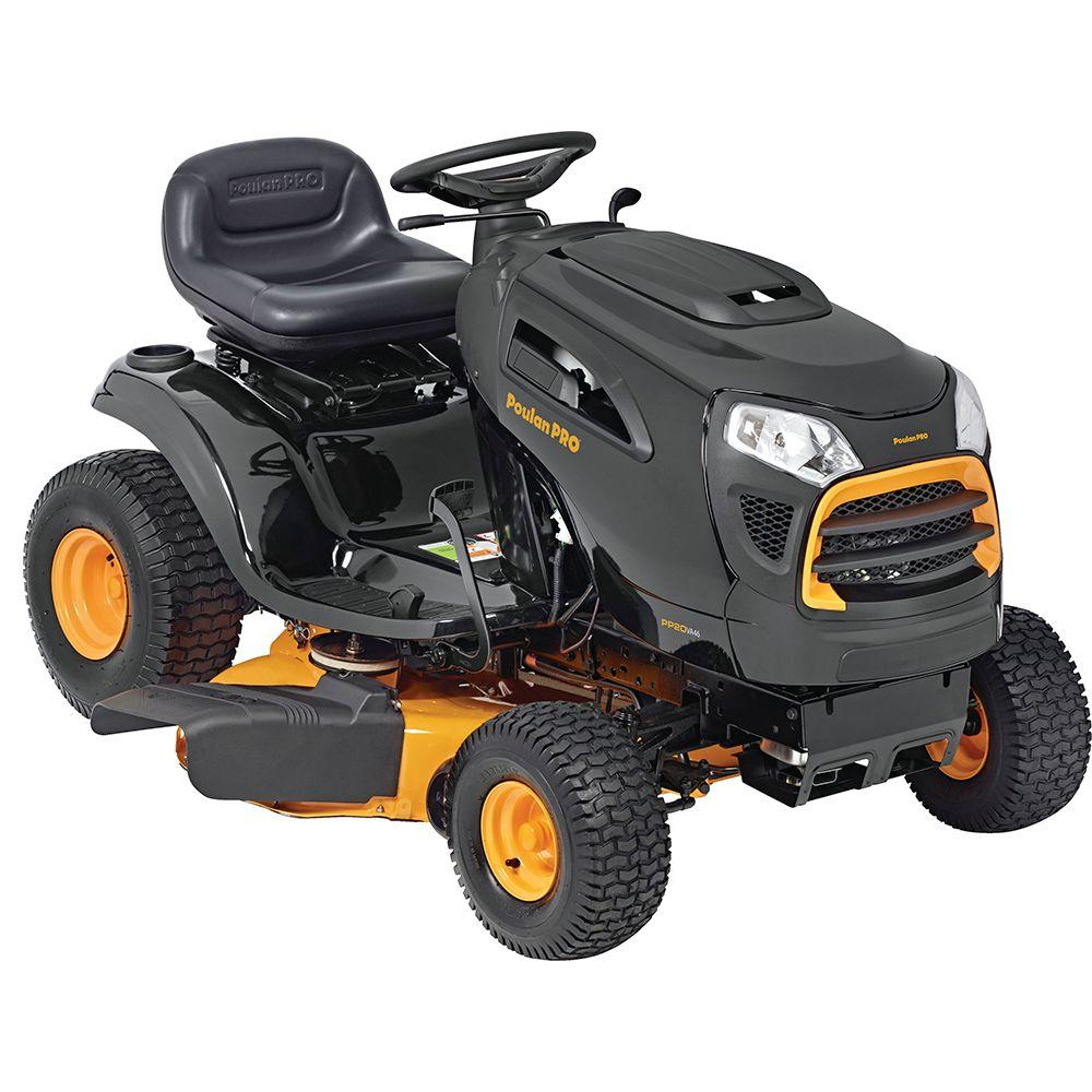 Poulan Pro Pp19A42 42 In. 19 Hp Briggs & Stratton Automatic Gas - Mtd Riding Lawn Mower Wiring Diagram