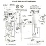 Print Wiring Diagram For Internally Regulated Alternator – Gm   Gm Alternator Wiring Diagram Internal Regulator