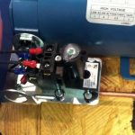 Proper Installation Wiring Procedure: Wiring To The Air Compressor's   Air Compressor Wiring Diagram