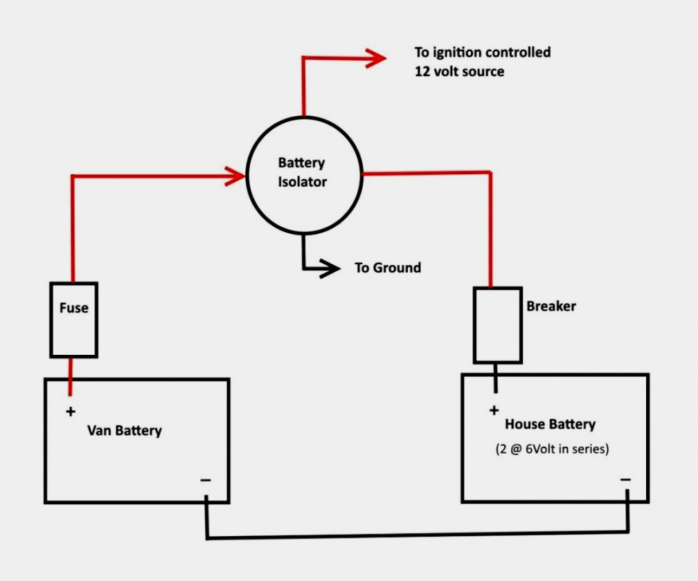 Quest Battery Isolator Wiring Diagram | Wiring Diagram - 12V Battery Isolator Wiring Diagram