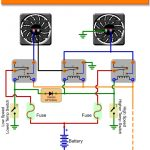 Radiator Fan Wiring   Wiring Diagram Data   Cooling Fan Relay Wiring Diagram