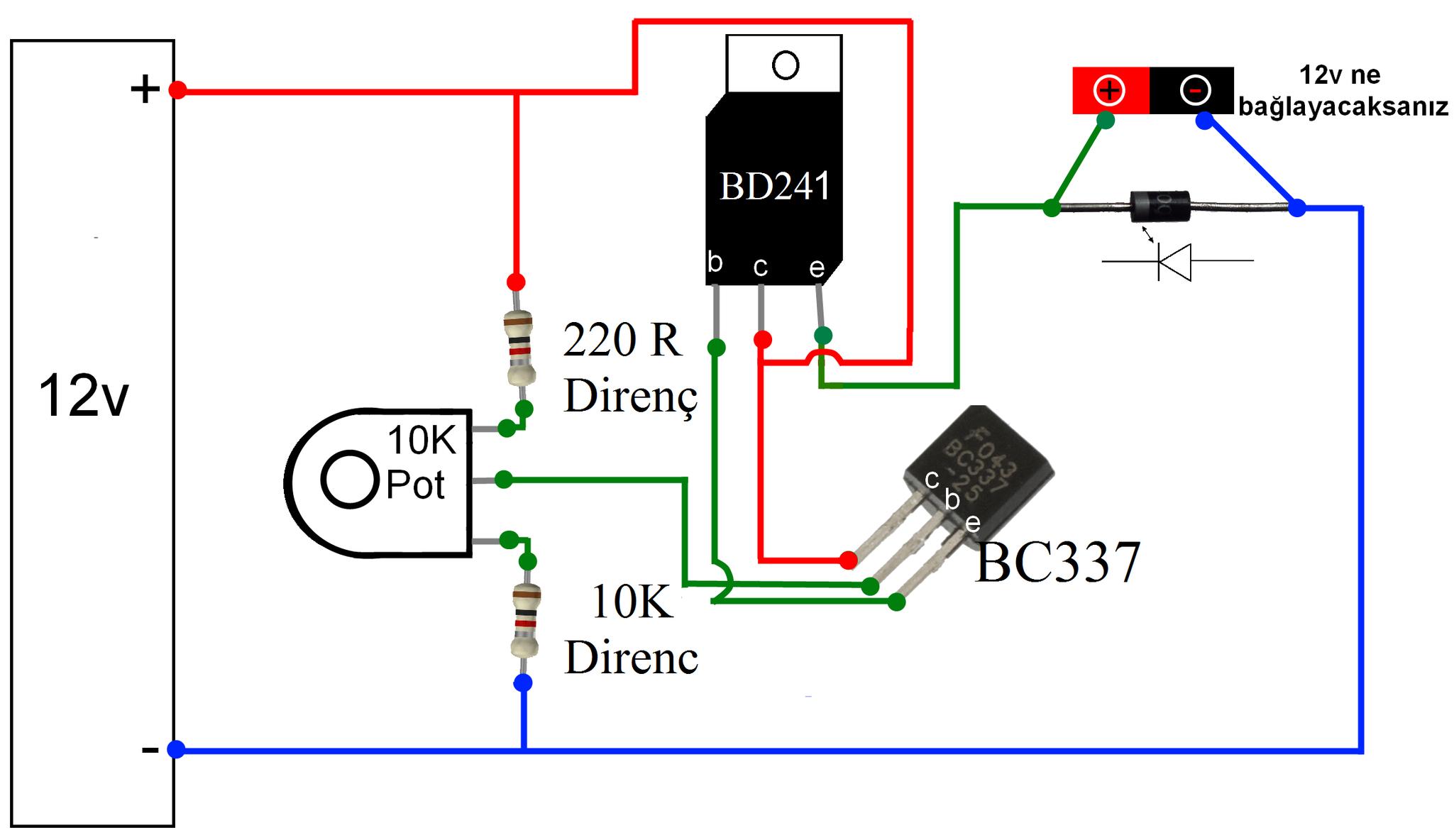Radio Shack Potentiometer Wiring   Wiring Diagram - Potentiometer Wiring Diagram