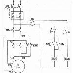 Railex Wiring Diagrams Single Phase Motor Forward And Reverse   Reversing Single Phase Motor Wiring Diagram