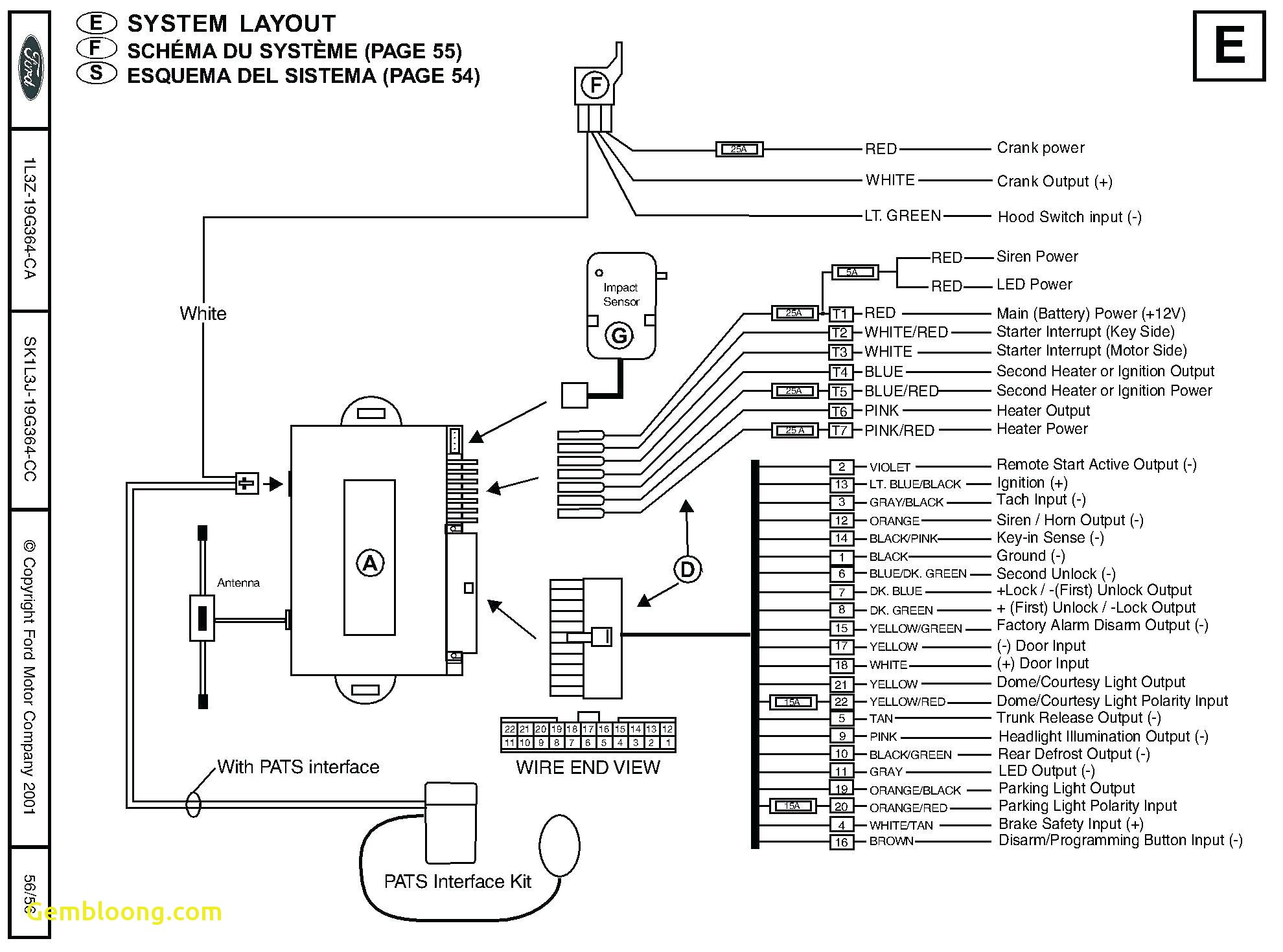 Ready Remote Wiring Diagram Expedition | Manual E-Books - Ready Remote Wiring Diagram