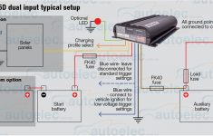 Dual Alternator Wiring Diagram
