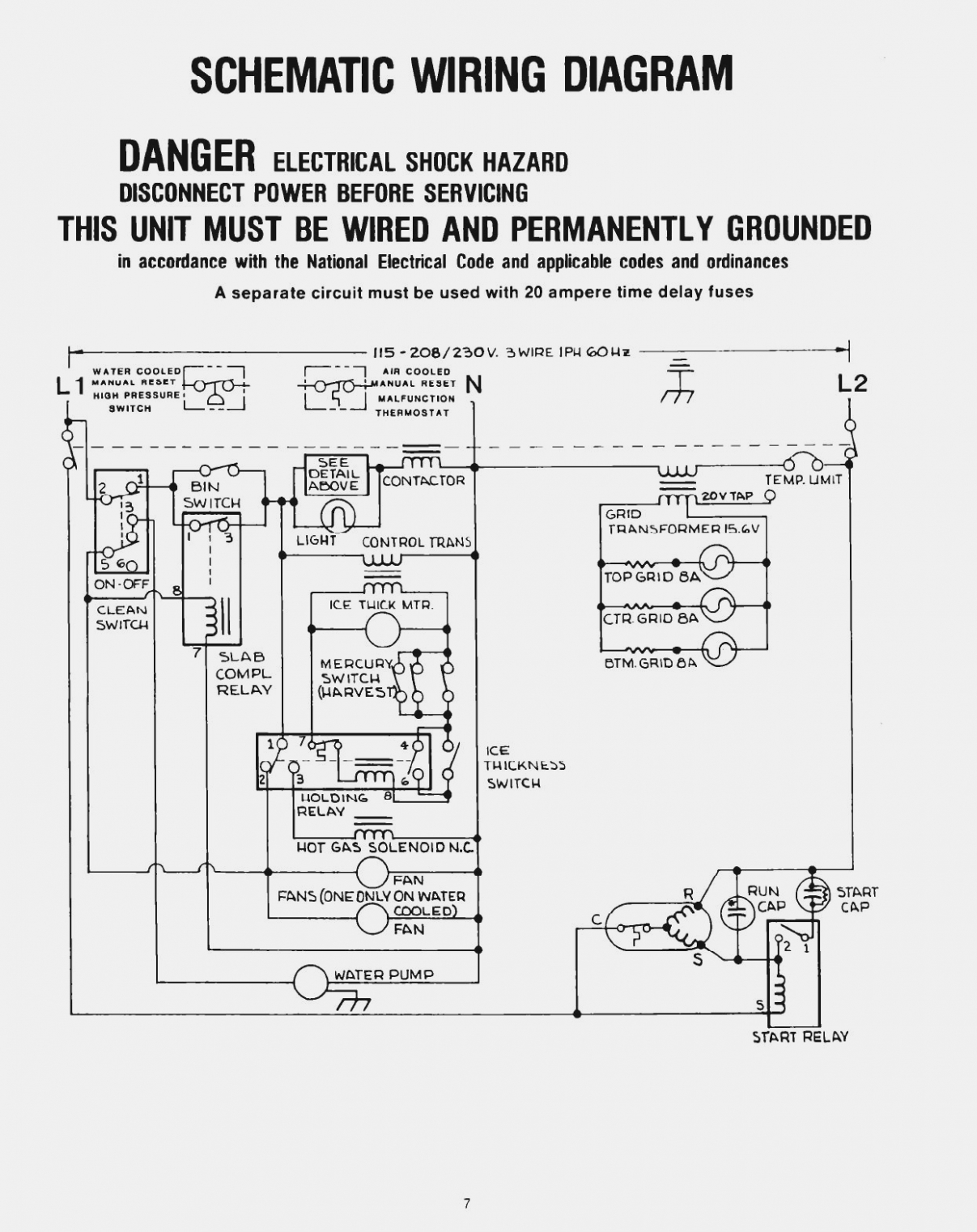 Refrigerator Wiring Diagram Pdf | Wiring Diagram - Refrigerator Wiring Diagram Pdf