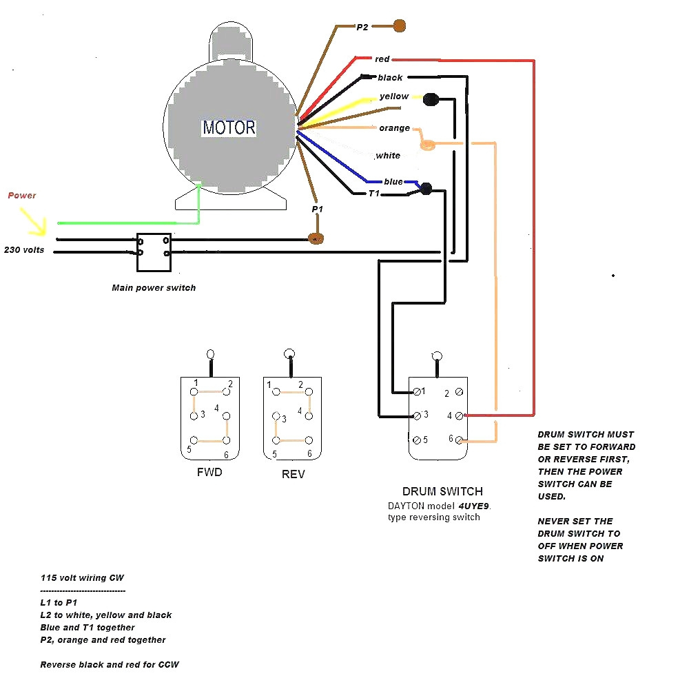 Reliance Motor Wiring Diagram Thermistor | Wiring Diagram - Baldor Motor Wiring Diagram