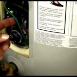 Replace Water Heater Element With Full Tank Of Water   Youtube   Electric Water Heater Thermostat Wiring Diagram