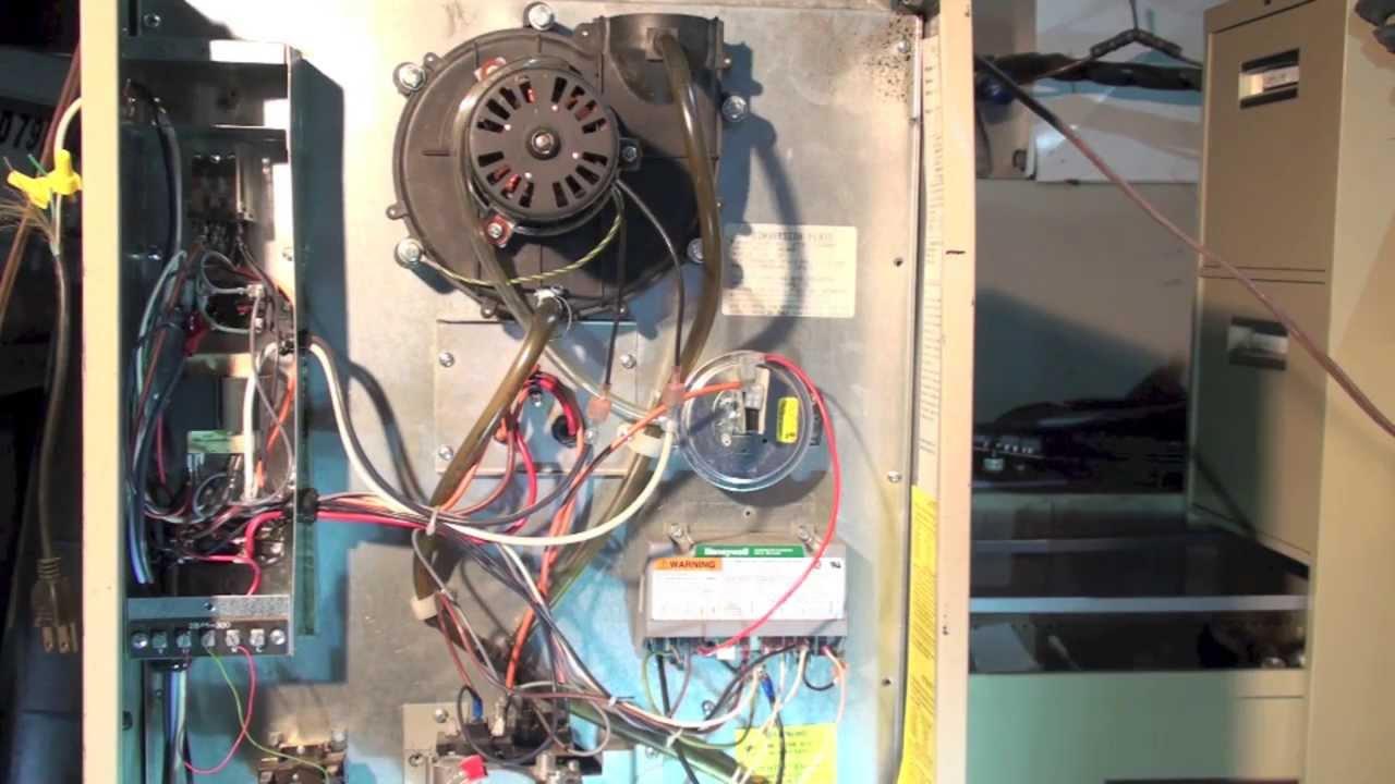 Replacing The Robertshaw Hs 780 Control With The Honeywell S8610U On - Honeywell S8610U Wiring Diagram