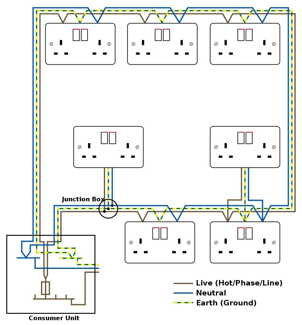 Residential Electrical Schematic Wiring Diagram Circuit   Wiring Library - Circuit Breaker Panel Wiring Diagram Pdf