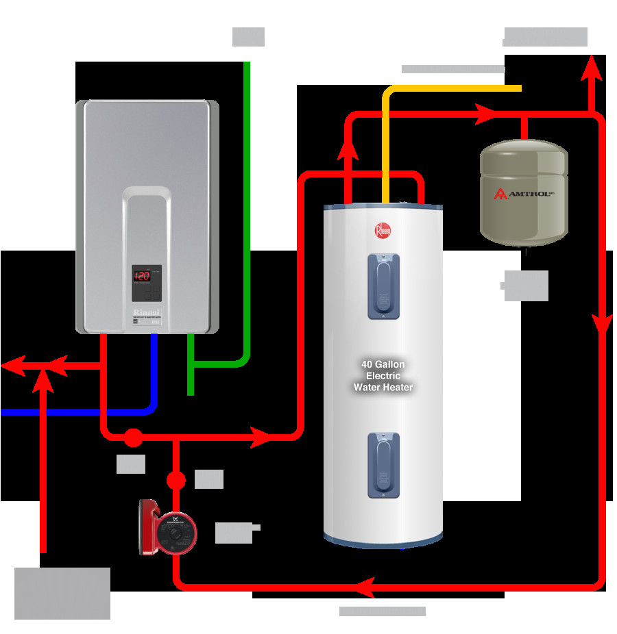 Residential Water Heater Thermostat Wiring Diagram | Manual E-Books - Electric Water Heater Thermostat Wiring Diagram