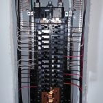 Residential Wiring Diagram 200 Main Breaker Panel | Wiring Diagram   100 Amp Electrical Panel Wiring Diagram