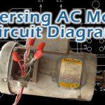 Reverse Baldor Single Phase Ac Motor Circuit Diagram   Youtube   Ac Motor Reversing Switch Wiring Diagram