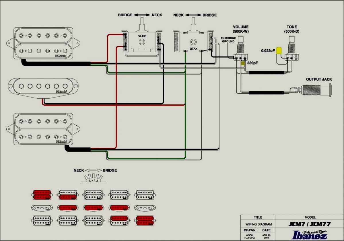 Free Download Jem Wiring Diagram