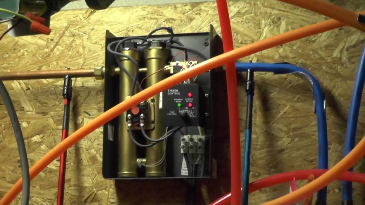 Rheem Rete-13 Tankless Water Heater Operation - Youtube - Rheem Rte 13 Wiring Diagram