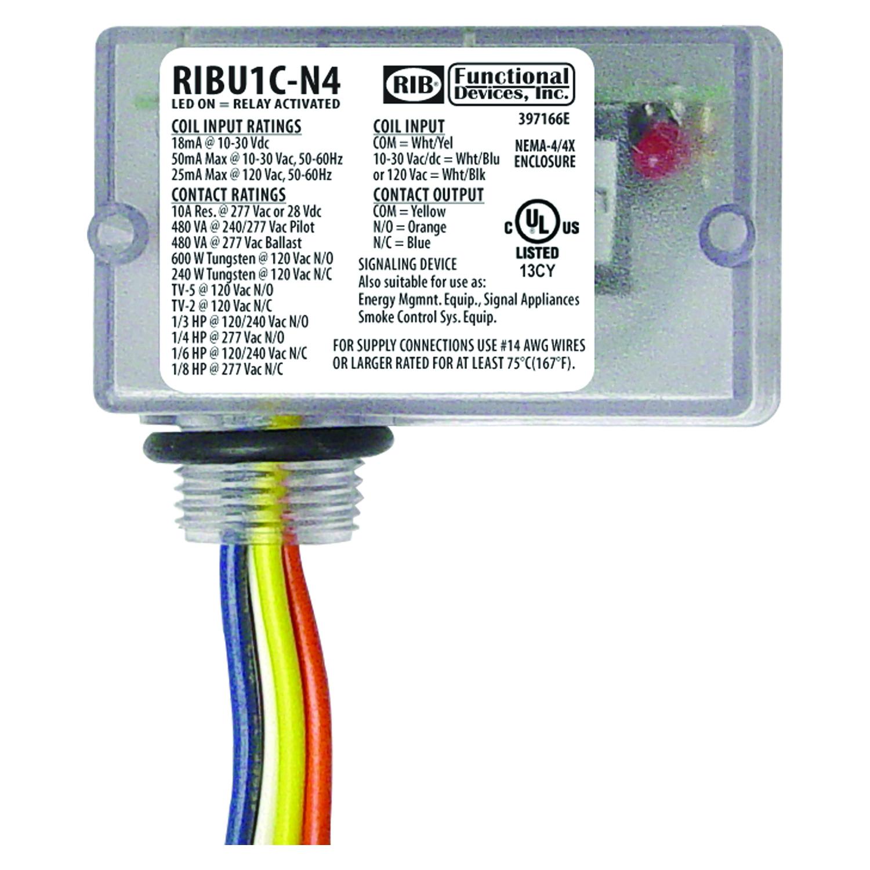 Ribu1C | Rib Relays - Rib Relay Wiring Diagram