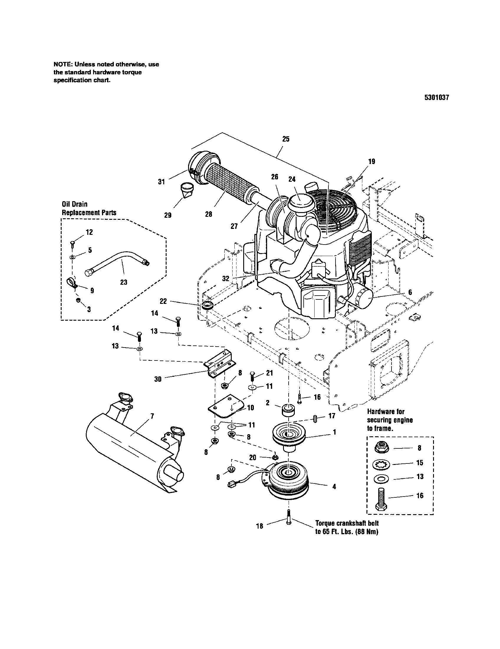 Riding Mower Engine Diagram | Wiring Library - Kohler Engine Wiring Diagram