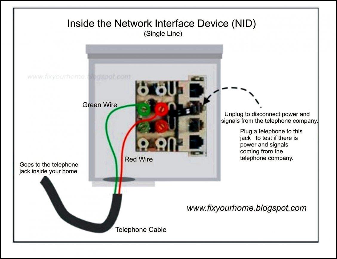 Rj11 Wiring Diagram Tip Ring | Wiring Diagram - Phone Line Wiring Diagram