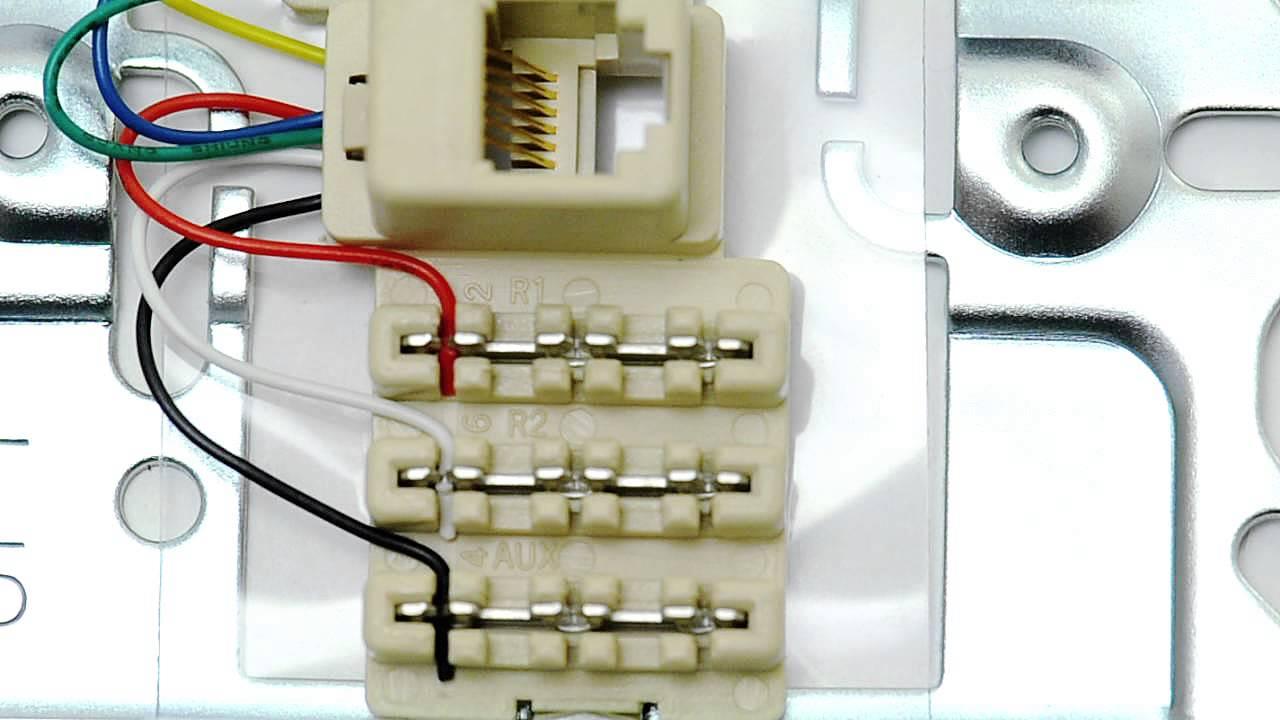 Rj25 Wire Diagram | Wiring Diagram - Ethernet Wall Socket Wiring Diagram