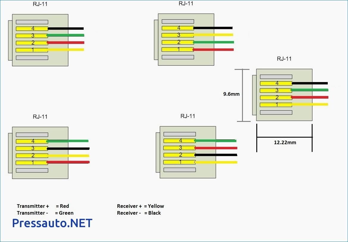 Th 1154 Rj45 Rj11 Wiring Diagrams Wiring Diagram Manual Guide