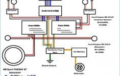 Rockford Fosgate Amp Wiring Diagram