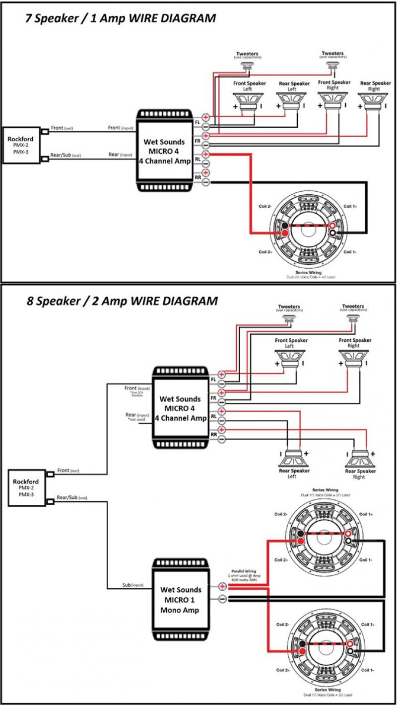 Rockford Fosgate Amp Wiring Diagram | Wiring Diagram - Rockford Fosgate Amp Wiring Diagram