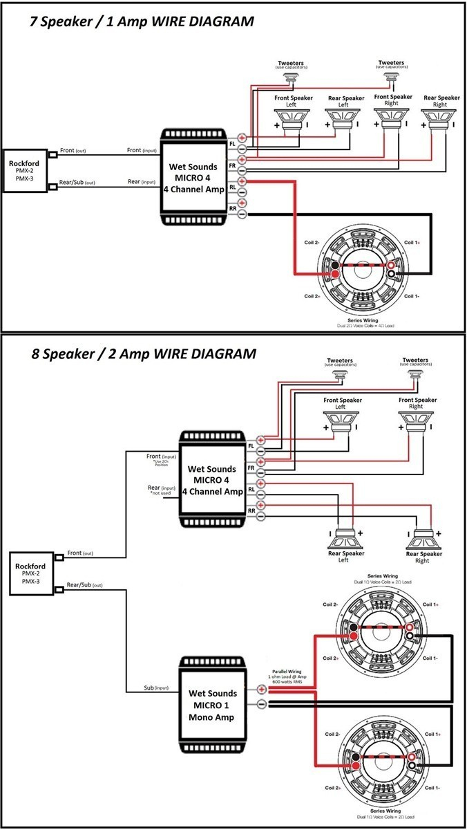 Rockford Fosgate Punch Amp Wiring Diagram | Wiring Diagram - Rockford Fosgate Amp Wiring Diagram