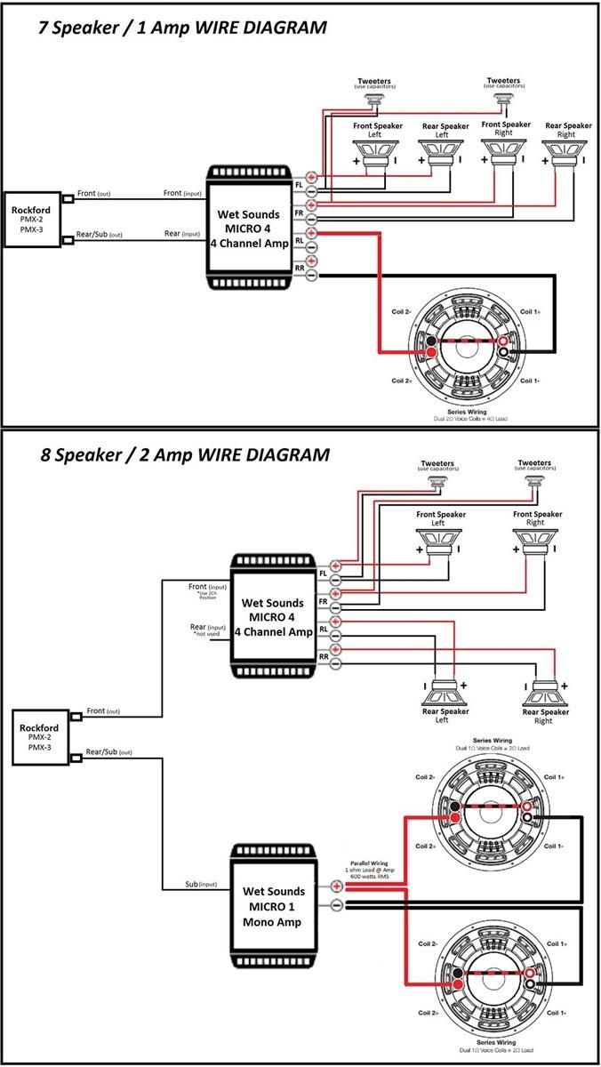 Rockford P3 12 Wiring Diagram | Wiring Diagram - Rockford Fosgate Wiring Diagram