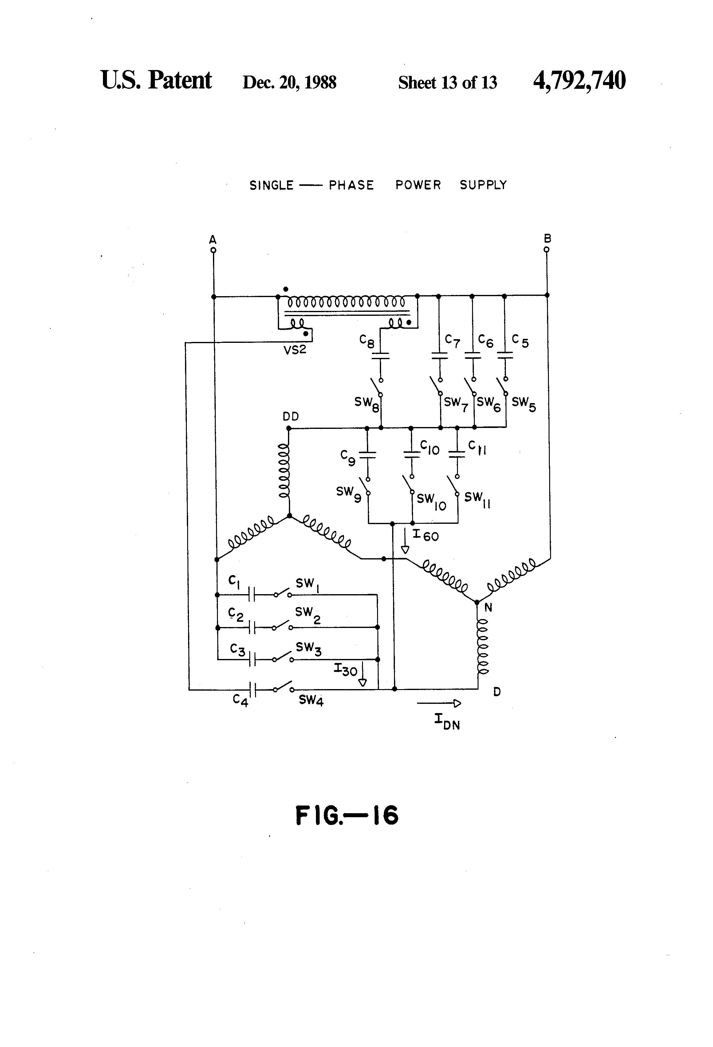Ronk Roto Phase Wiring Diagram   Wiring Diagram - Rotary Phase Converter Wiring Diagram