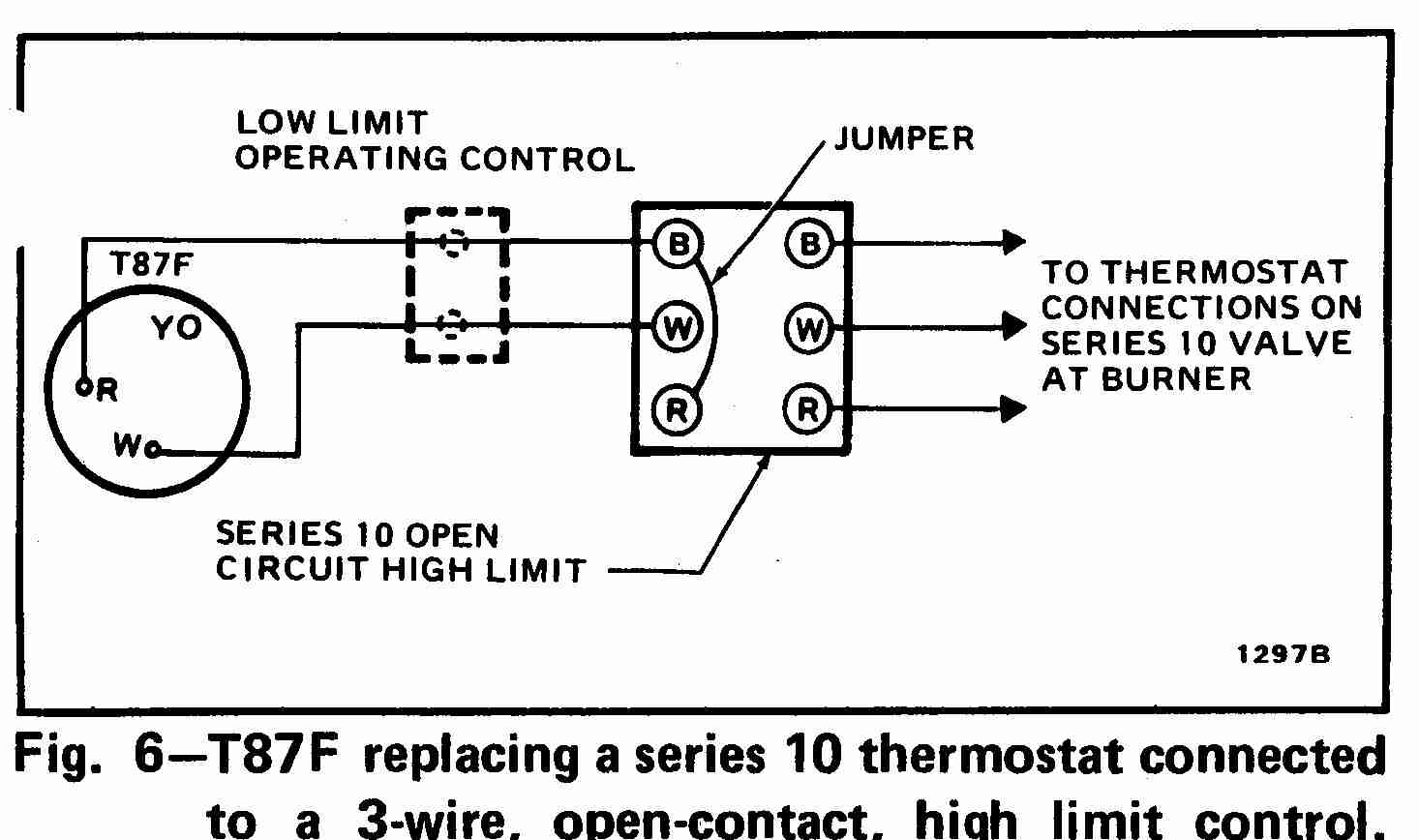 Room Thermostat Wiring Diagrams For Hvac Systems - Ac Thermostat Wiring Diagram